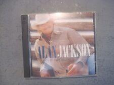 COUNTRY MUSIC CD ALAN JACKSON GREATEST HITS VOLUME II