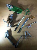 Teenage Mutant Ninja Turtles Lot B - TMNT - Assorted pieces and accessories