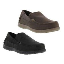 Crocs Leather Upper Shoes for Men