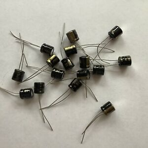 Black Gate capacitor pk 100uf10v