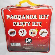Parranda Kit With Puerto Rico Flag Party Kit Parranda Set Persecución Set