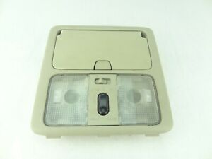 Infiniti G35 Overhead Console Dome Map Light With Sunroof 2005 2006