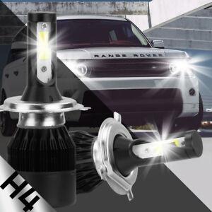 Cree H4 488W LED Headlights Kit Bulbs 6000K  HI-LO Beam   light pk HID