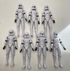 Star Wars Clone Trooper Action Figures Lot