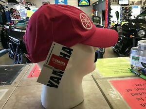 *NEW* Yamaha Womens fitted Pink Tunning Fork Hat
