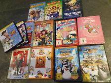 DVD Sammlung Kinderfilme 12 DVD´s Toy Story, Madagaskar usw.