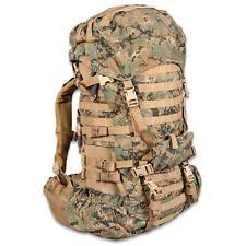 ILBE Pack w/ Lid, Belt & Straps. USGI Arc'teryx Bora Marine Corps USA Good