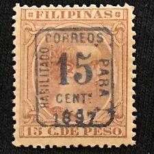 Philippines SC #182 Mint H 1897