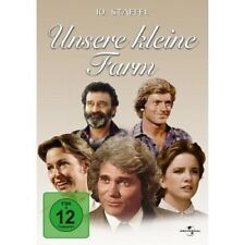 UNSERE KLEINE FARM S10 - 3 DVD NEU MICHAEL LANDON,KAREN GRASSLE,MELISSA GILBERT