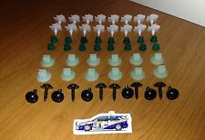 Ford Escort RS Cosworth Lado Falda De Montaje Kit 909 carrera rally