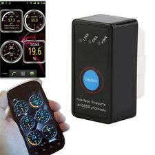 Bluetooth Adapter Scanner Torque Android OBD2 OBDII Code Reader Scan Tool GG