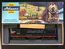 ATHEARN HO DIESEL LOCOMOTIVE ENGINE 4308 TRAINMASTER SOUTHERN PACIFIC ROAD #4812