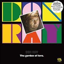 DON RAY-THE GARDEN OF LOVE (LP + CD) VINYL LP + CD NEUF