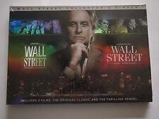 Wall Street/Wall Street: Money Never Sleeps [2010] [024543721970] New DVD