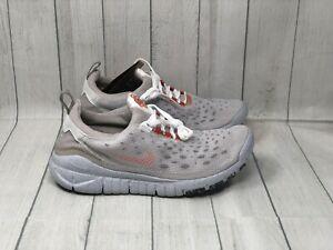 Nike Free Run Trail Crater Men's Shoes White/Cream Ii Size 9.5 DC4456-100