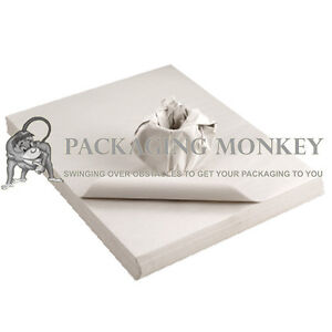 3 x 10kg Reams Of White Packing Paper Newspaper Offcuts