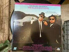 The Blues Brothers 1980 Laserdisc