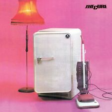 THE CURE - THREE IMAGINARY BOYS - NEW DELUXE EDITION CD