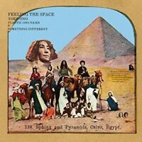 YOKO ONO - FEELING THE SPACE (LIMITED COLORED EDITION)   VINYL LP NEW!