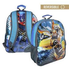 Mochila reversible Transformers 41cm
