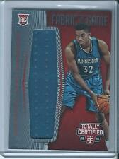 2015-16 Totally Certified Karl-Anthony Towns Jumbo Jersey /199