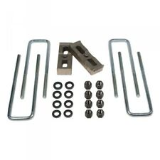 "11-18 CHEVY GM 2500HD 4WD TUFF COUNTRY 1"" BLOCK & U-BOLT KIT."