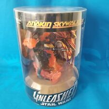 New! Hasbro Star Wars Unleashed Action Figure In Cylinder - Anakin Skywalker