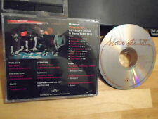 RARE ADV PROMO Maserati CD Maserati VII post rock ZOMBI Steve Moore VINCAS Titan