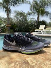 New ListingNew Nib 2015 Nike Zoom Pegasus 33 Shield Men's Size 9 Shoes 849564-001 Black