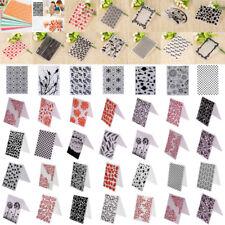 Plastic Embossing Folder Template DIY Scrapbooking Paper Cards Decor Handcrafts