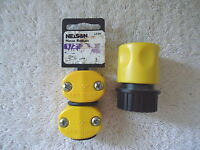 """Lot Of 2 """" NOS """" Garden Hose Items,1,Nelson 1/2"""" Hose Repair,1,Other """" GREAT LOT"""