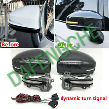 For Honda FITJAZZ GK5 2014~2020 LED Rear View Mirror Turn Signal Light Refit