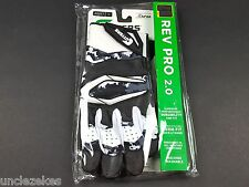 Cutters S451 Rev Pro Special Edition 2.0 Black and Camo Adult L Football Gloves