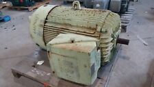 200 Hp U.S. Electric Motor, 1800 Rpm, 449Ts Frame, Tefc, 2300 V, 1.15 S.F.