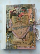 Vintage Wedding Planner Book Diary Organiser Bridesmaid Engagement Gift