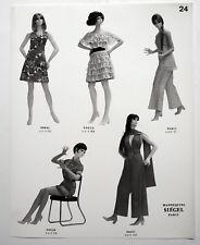 PHOTO MANNEQUIN FEMME SIÉGEL NOVITA Corps Pub Surréalisme Surréaliste 1960