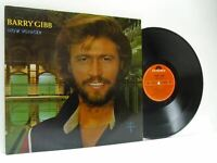 BARRY GIBB (OF THE BEE GEES) now voyager (1st uk press) LP EX/EX-, POLH 14 vinyl