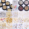 3D Crystal Gems Strass s Ongles Nail Art coration Charms Manucure Stickers