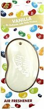 JELLY BELLY VANILLA 3D CAR AIR FRESHENER HOME VAN OFFICE TAXI x 1
