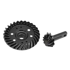 Hot Racing SRVO1029T Steel Helical Spiral Differential Ring/Pinion Gear Set (29t