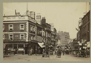 London Kensington High Street 1899 Photo By Frith