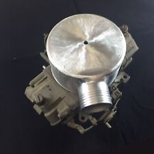 Blow Through Carb  Hat Throttle Body Turbo Bonnet Performance Big Power& Torque