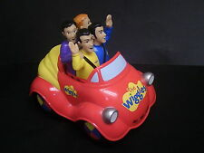 The Wiggles Musical Singing Dancing Big Red Car Rare
