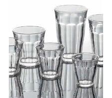 6x Duralex Picardie Gläser Trinkglas Glas temperiert 16 cl aus Frankreich