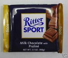 Ritter Milk Chocolate w/ Praline