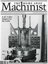 Home Shop Machinist Magazine Vol.16 No.1 January/February 1997