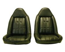 1973-1974 El CAMINO Swivel Bucket Seat Upholstery, Seat Covers