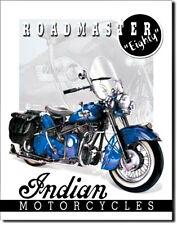 "Indian "" 1951 Roadmaster Eighty ""  Tin Metal Sign"