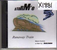 (CM288) Storm'e, Runaway Train - CD
