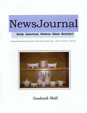 Early American Pattern Glass Society NewsJournal 12-3